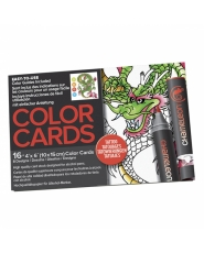 Chameleon Color Cards - Tattoo (16 Stk)