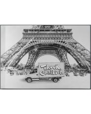 TRUCK GRAFFICH - Graffiti on Parisian Trucks Buch