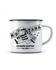 Montana Enamel Mug – EXTERIOR PAINTERS Cup