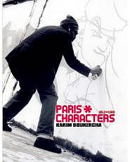 Paris Characters Buch