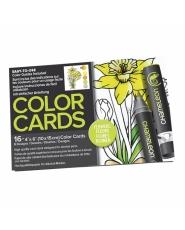 Chameleon Color Cards - Flowers (16 Stk)