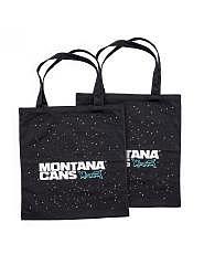 Montana Typo-Logo+Stars Cotton Bag