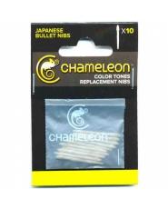 """Chameleon Ersatzspitze """"Bullet"""" - 10er Pack"""