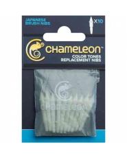 """Chameleon Ersatzspitze """"Brush"""" - 10er Pack"""